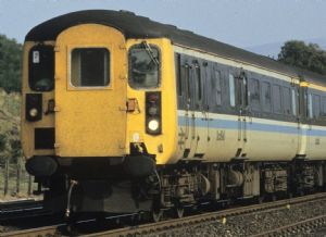 Graham Farish 374-651 ScotRail Mark 2F Driving Brake 2nd Open, DBSO, ScotRail Livery [NOT YET RELEASED]